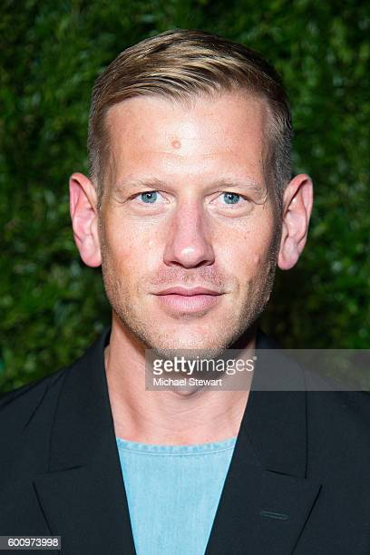 Paul Andrew attends the Saks Downtown x Vogue event at Saks Downtown on September 8 2016 in New York City