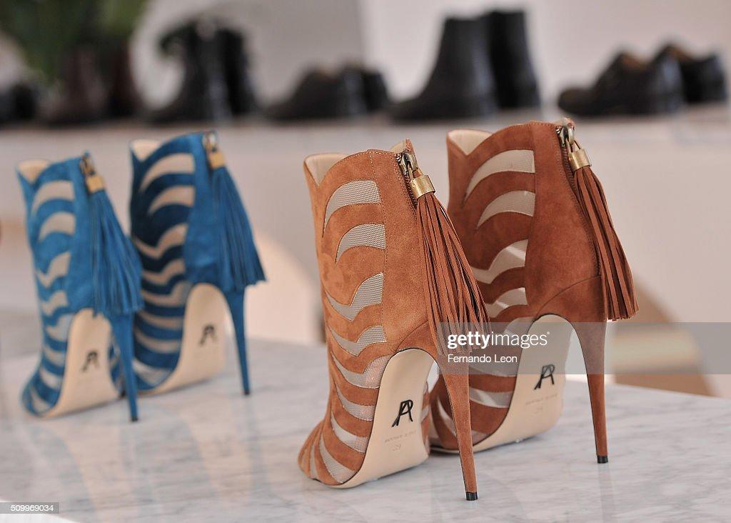 63ab0077f784b Paul Andrew - Presentation - Fall 2016 New York Fashion Week : News Photo