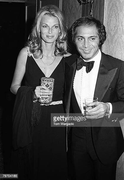 Paul Anka and wife Anne