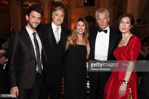 Paul Arnhold Herb Scannell Nina Garcia and attend BALLET HISPANICO'S 40th Anniversary Spring Gala at The Plaza on April 19 2010 in New York City