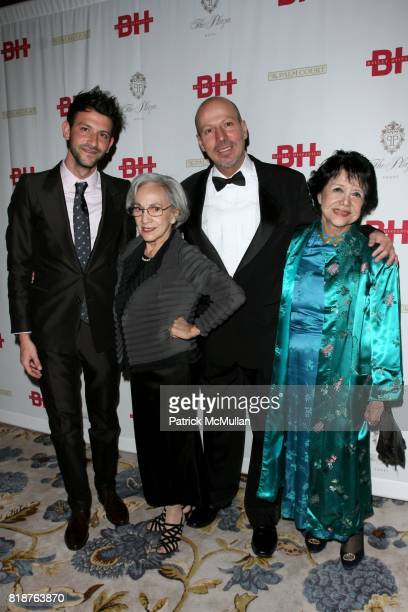 Paul Arnhold Tina Ramirez and attend BALLET HISPANICO'S 40th Anniversary Spring Gala at the Plaza Hotel on April 19th 2010 in New York City