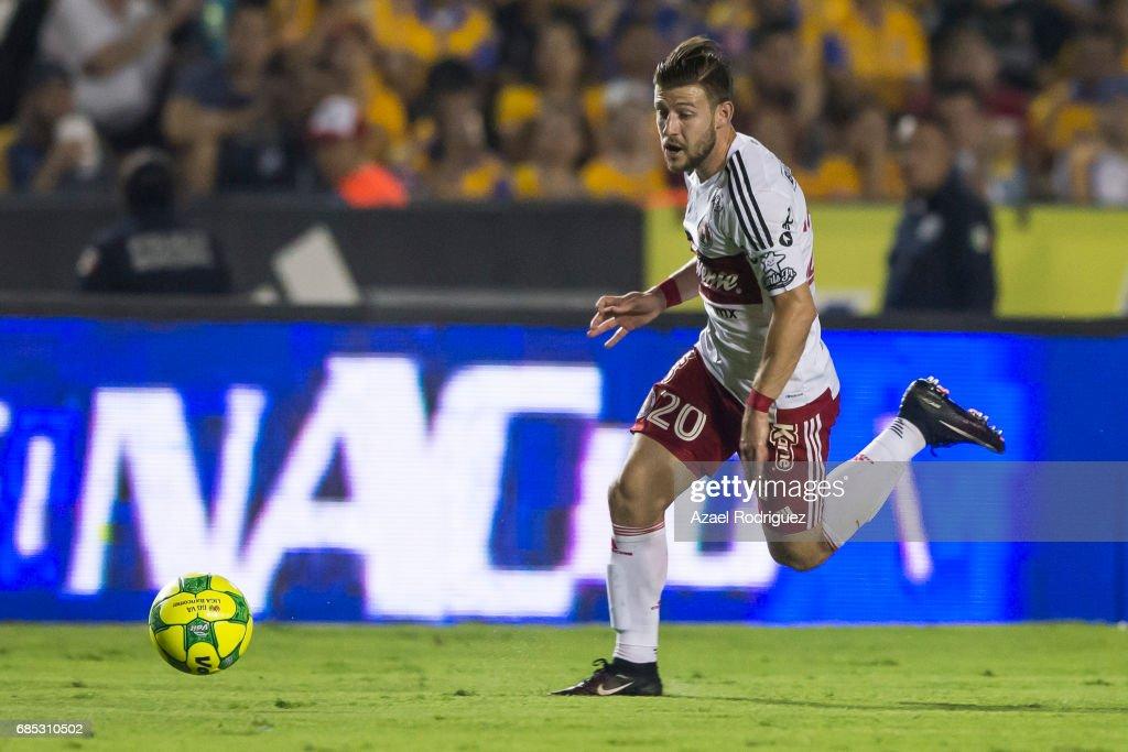 Tigres UANL v Tijuana - Playoffs Torneo Clausura 2017 Liga MX : ニュース写真