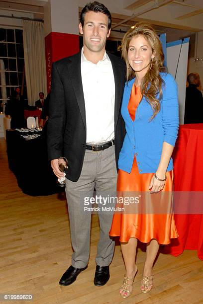 Paul Arrouet and Dylan Lauren attend A Silent Auction and Food Tasting to Benefit the Emergency Departments of New YorkPresbyterian Hospital at Sun...