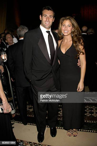 Paul Arrouet and Dylan Lauren attend MUSEUM OF THE MOVING IMAGE SALUTES TOM CRUISE at Cipriani 42nd Street on November 6 2007 in New York City