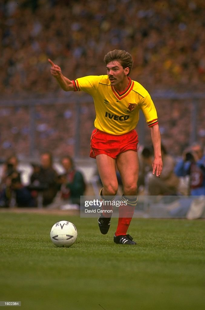 Paul Atkinson of Watford : News Photo