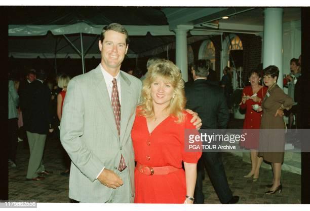 Paul Azinger Toni Azinger Presidents Cup September Robert Trent Jones Golf Club Gainesville Virginia PGA TOUR Archive via Getty Images
