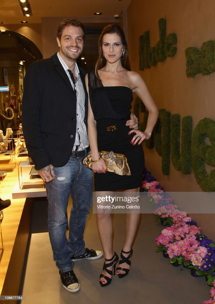 Le Silla Flagship Store Opening : News Photo