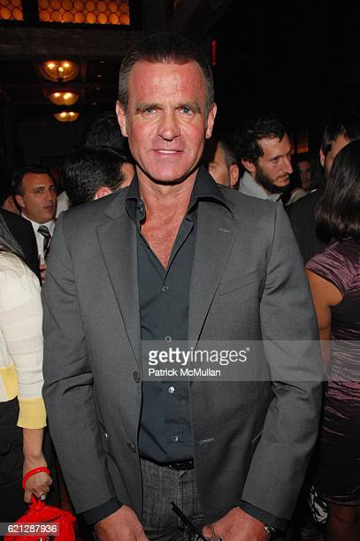 Paul Beck attends GQ Party 2008 CFDA AWARDS Menswear Nominees at Ago Ristorante NYC on May 29 2008