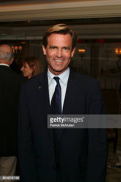 Paul Beck attends PaperCity Magazine host a cocktail reception honouring Ken Downing at The Carlyle on June 6 2006 in New York City