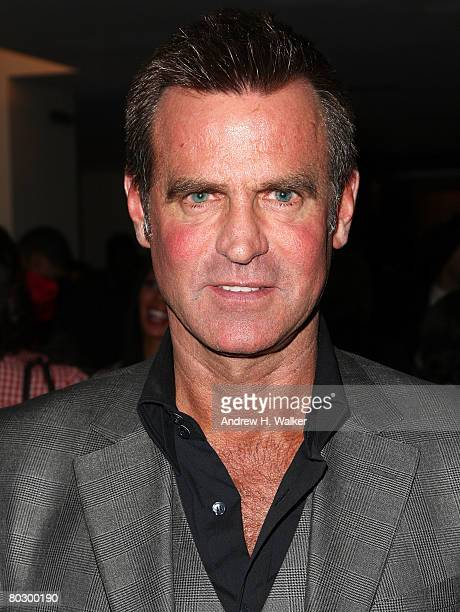 Paul Beck attends the Barneys New York launch of Versace menswear on March 18 2008 in New York City