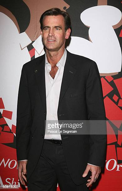 Paul Beck attends the launch of the Michael Roberts's book The Snippy World of New Yorker Fashion Artist and the celebration of the original Tod's...