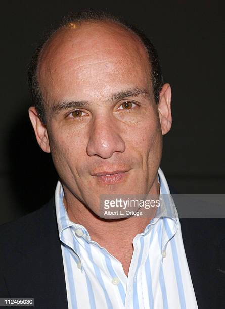 """Paul Ben Victor during """"The Shield"""": Season Three Premiere Screening at The Zanuck Theater in West Los Angeles, California, United States."""