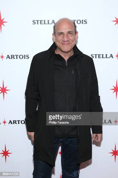 Paul BenVictor joins the cast of Monster in a live QA hosted by Stella Artois and Deadlinecom at Cafe Artois during the Sundance Film Festival in...