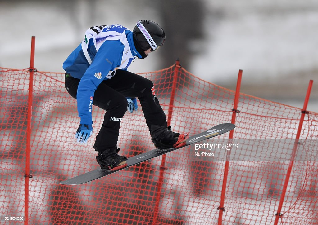 Paul Berg Snowboard