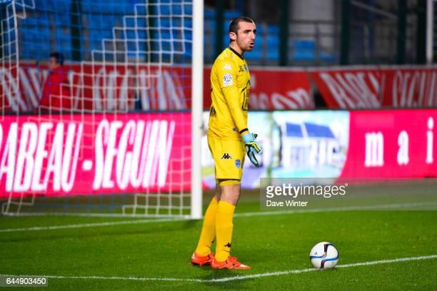 Paul BERNARDONI Troyes / Lille 14eme journee de Ligue 1 Photo Dave Winter / Icon Sport