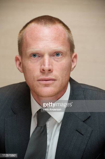 Paul Bettany at the 'Creation' press conference at the Four Seasons Hotel on November 23 2009 in New York City