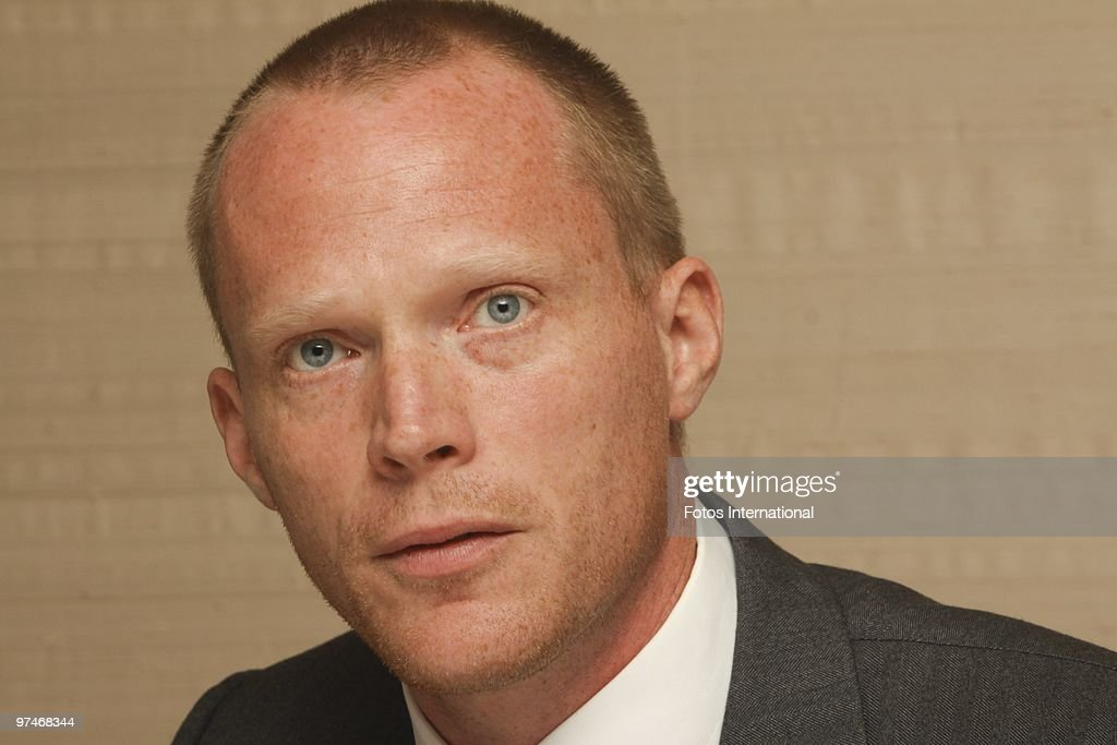 Paul Bettany Portrait Session : News Photo