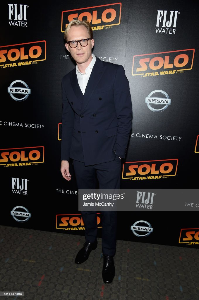 """Solo: A Star Wars Story"" New York Premiere"