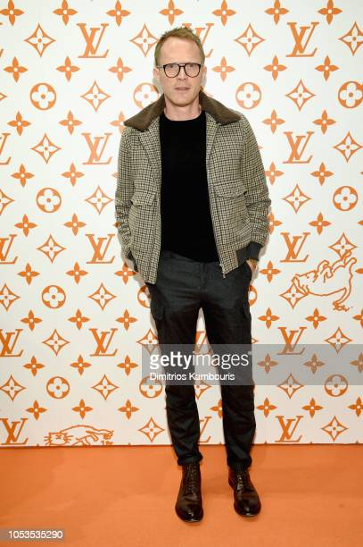Paul Bettany attends the Louis Vuitton X Grace Coddington Event on October 25 2018 in New York City