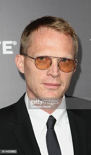 Paul Bettany attends the Special Screening Of Lionsgate's American Pastoral on October 13 2016 in Beverly Hills California