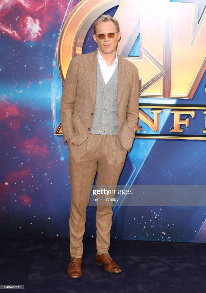 """Avengers Infinity War"" UK Fan Event - Red Carpet Arrivals"