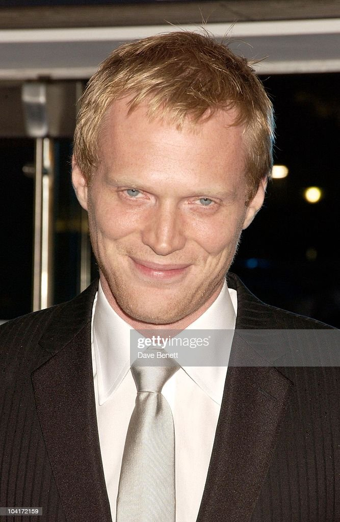 Paul Bettany, 'Master And Commander: The Far Side Of The World' Royal Premiere At The Odeon Leicester Square, London