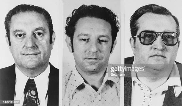 Paul Big Paul Castellano a highranking member of the Gambino crime family was arrested with eight other men on charges of loansharking Included in...