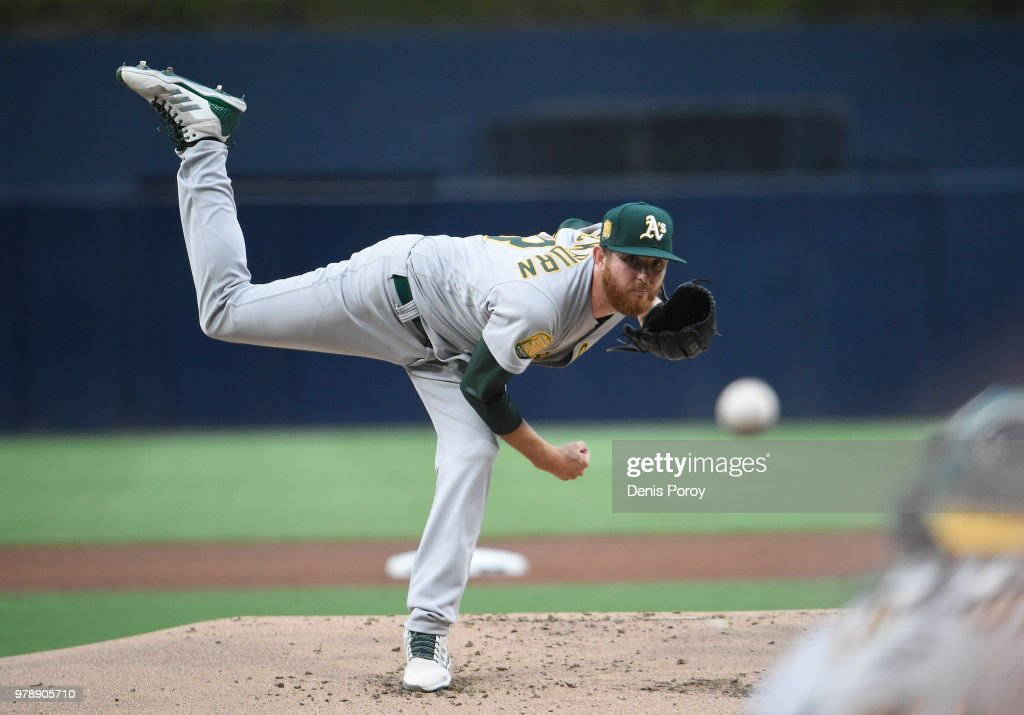 Oakland Athletics v San Diego Padres
