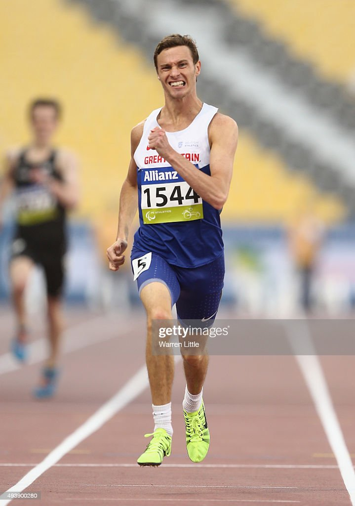 IPC Athletics World Championships - Day Two - Evening Session : News Photo