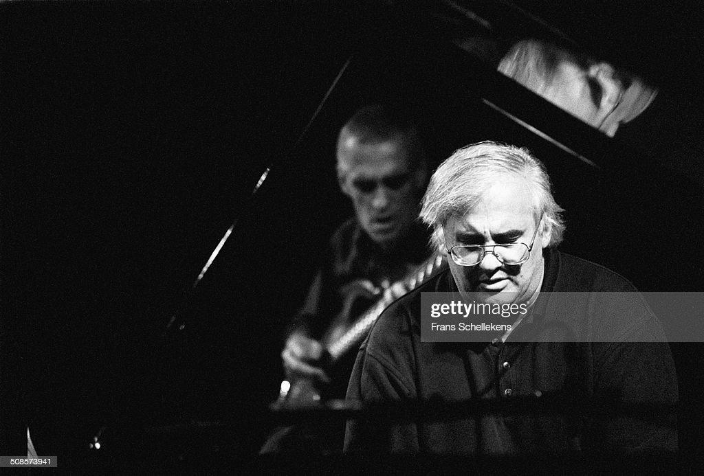 Paul Bley 1991 : Nieuwsfoto's