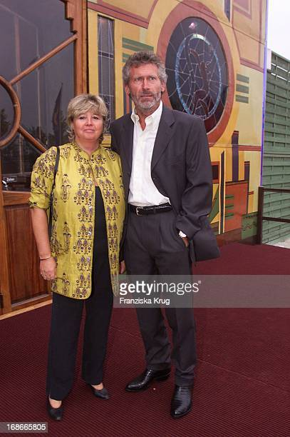 Paul Breitner and wife Hildegard In Pomp Duck Circumstance On The Oktoberfest