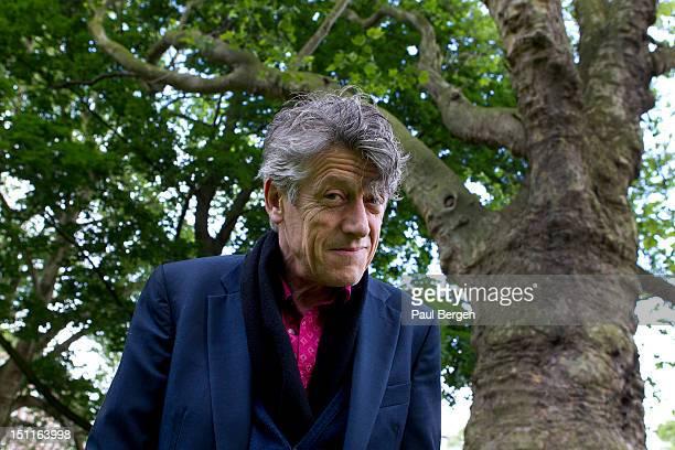 Paul Buchanan former singer of The Blue Nile portrait Amsterdam 8 June 2012