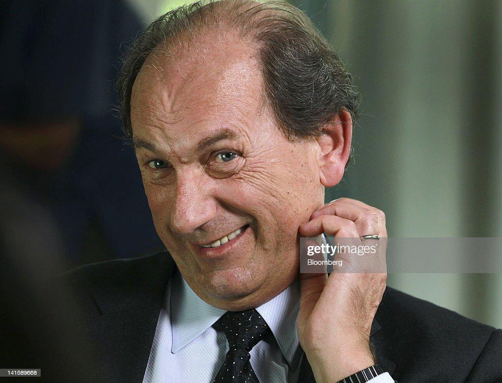 Nestle Global CEO Paul Bulcke Interview