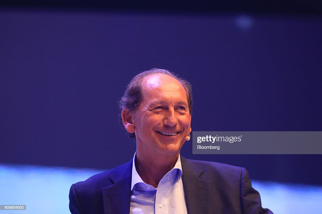 Nestle SA Chief Executive Officer Paul Bulcke And Other Key Speakers At Dmexco Digital Marketing Conference
