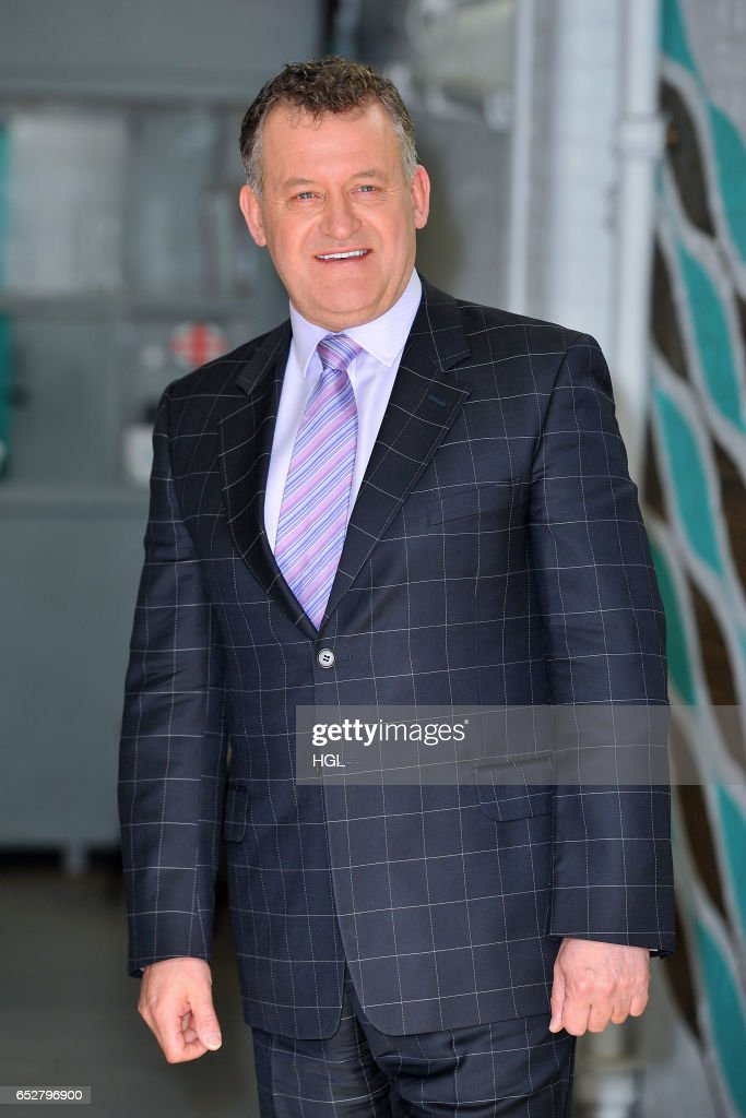 Paul Burrell seen at the ITV Studios on March 13, 2017 in London, England.