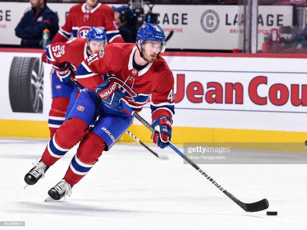 Vegas Golden Knights v Montreal Canadiens : News Photo