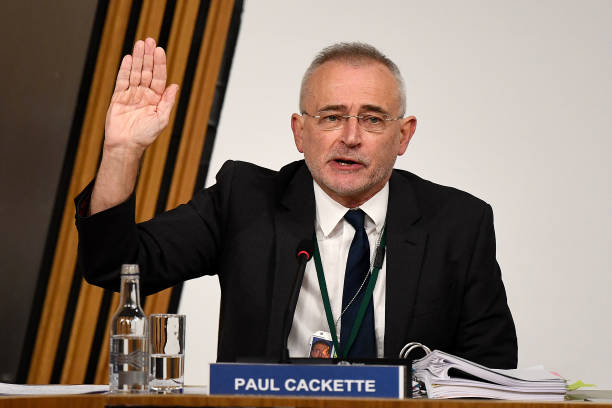 GBR: Holyrood's Investigation Into The Scottish Government's Handling of Complaints Against Alex Salmond Continues