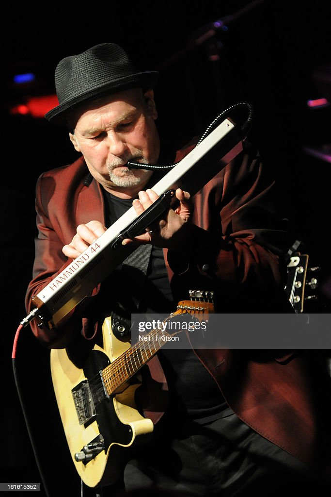 Paul Carrack Performs In Chesterfield : News Photo
