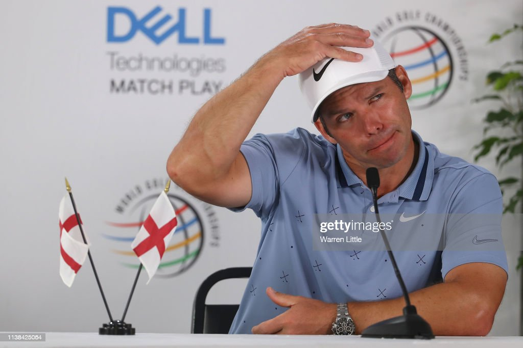 TX: World Golf Championships-Dell Match Play - Preview Day 2