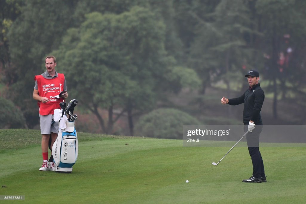 WGC - HSBC Champions: Day Four : News Photo