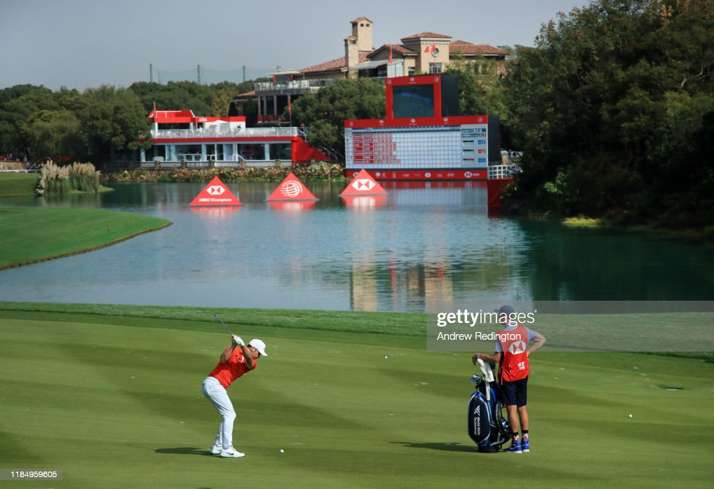 WGC HSBC Champions - Day Three : News Photo