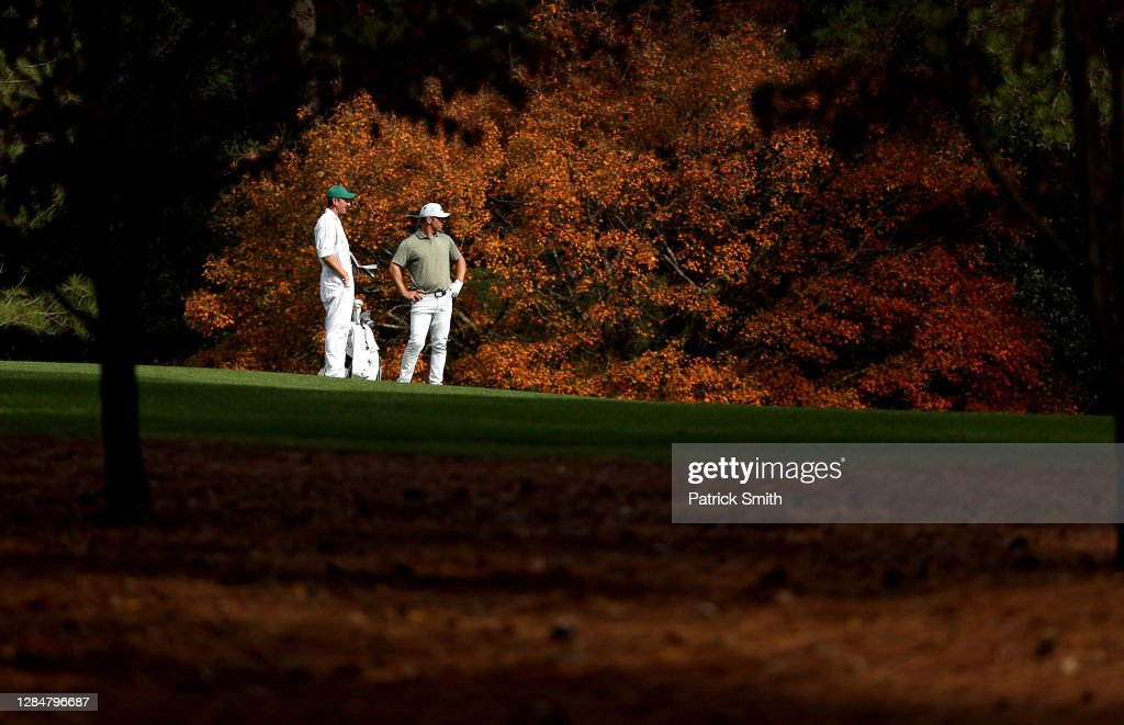 The Masters - Preview Day 1 : ニュース写真