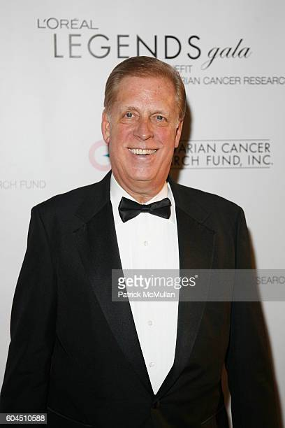 Paul Charron attends L'OREAL Legends Gala Benefiting The Ovarian Cancer Research Fund at The American Museum Of Natural History on November 8 2006