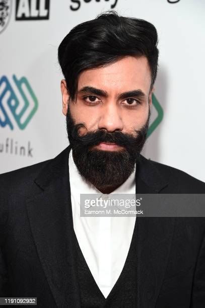 Paul Chowdhry attends the Brit Asia TV Music Awards 2019 at SSE Arena Wembley on November 30 2019 in London England