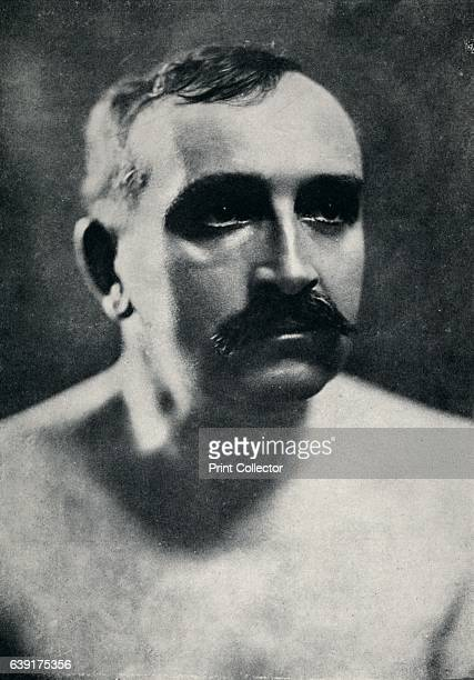 Paul Claudel in Brazil' 1939 Paul Claudel French poet dramatist and diplomat and the younger brother of the sculptress Camille Claudel From Verve Nos...
