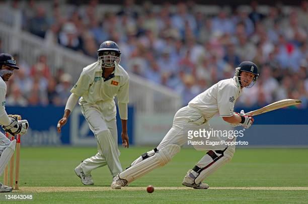 Paul Collingwood England v Sri Lanka 1st Test Lord's May 06