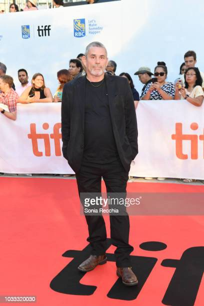 Paul Conroy attends the 'A Private War' premiere during 2018 Toronto International Film Festival at Roy Thomson Hall on September 14 2018 in Toronto...