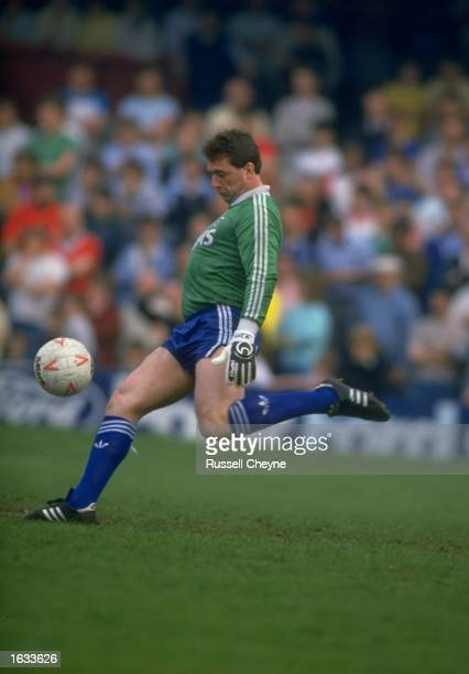 Paul Cooper of Ipswich Town in action during a match against Barnsley at the Oakwell Ground in Barnsley, England. Barnsley won the match 2-1. \...
