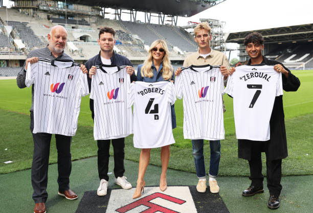 GBR: World Mobile Announce Fulham FC As Official Principal Partner