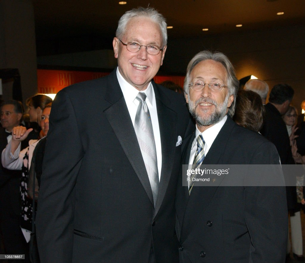 Paul Corbin, BMI's Nashville vice president and Neil Portnow